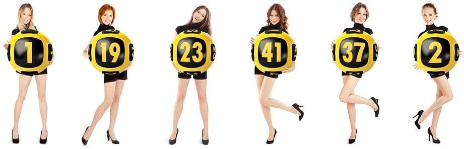 """Итоги """"Гослото 6 из 45"""" тираж 2727"""