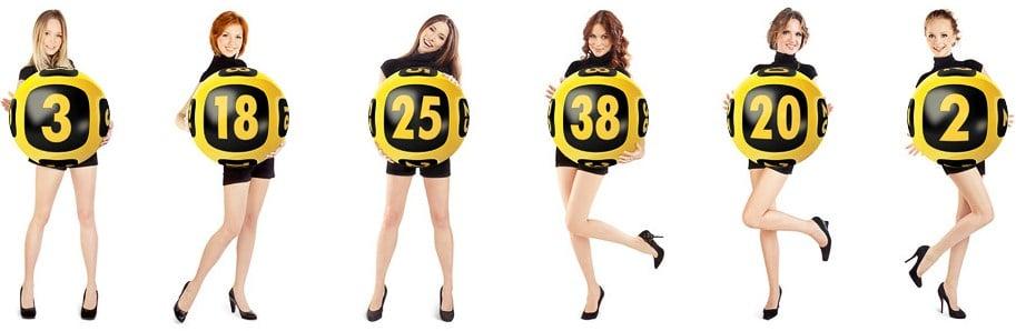 """Итоги """"Гослото 6 из 45"""" тираж 2729"""