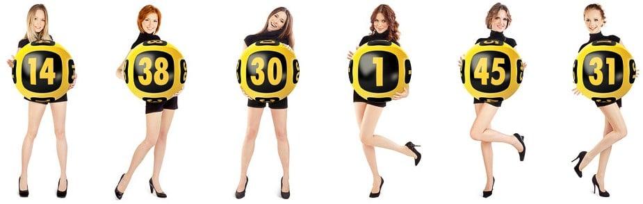 """Итоги """"Гослото 6 из 45"""" тираж 2731 за 3 февраля (23:00)"""