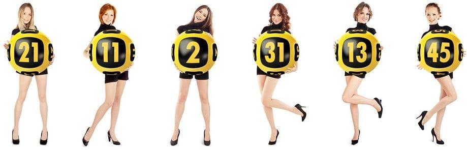 """Результаты розыгрыша """"Гослото 6 из 45"""" тираж 2726"""